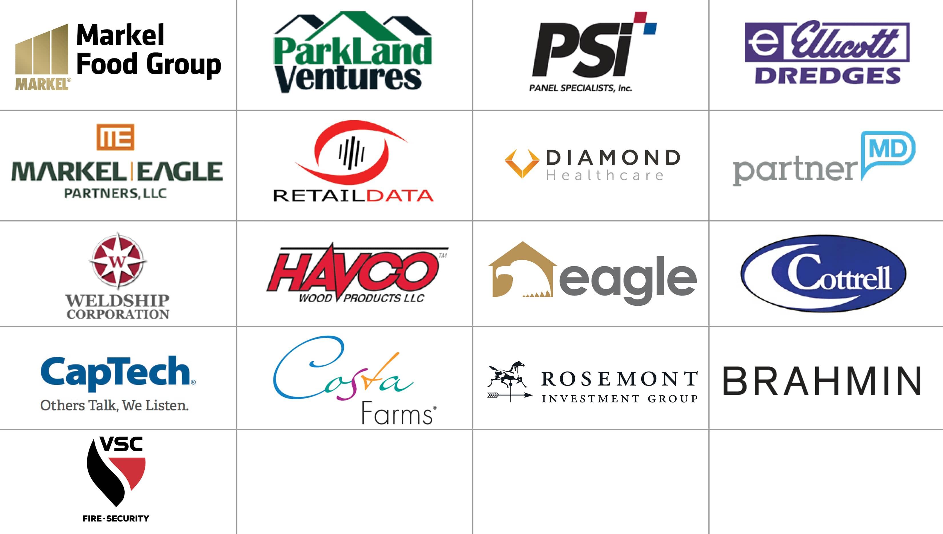 Markel Ventures grid