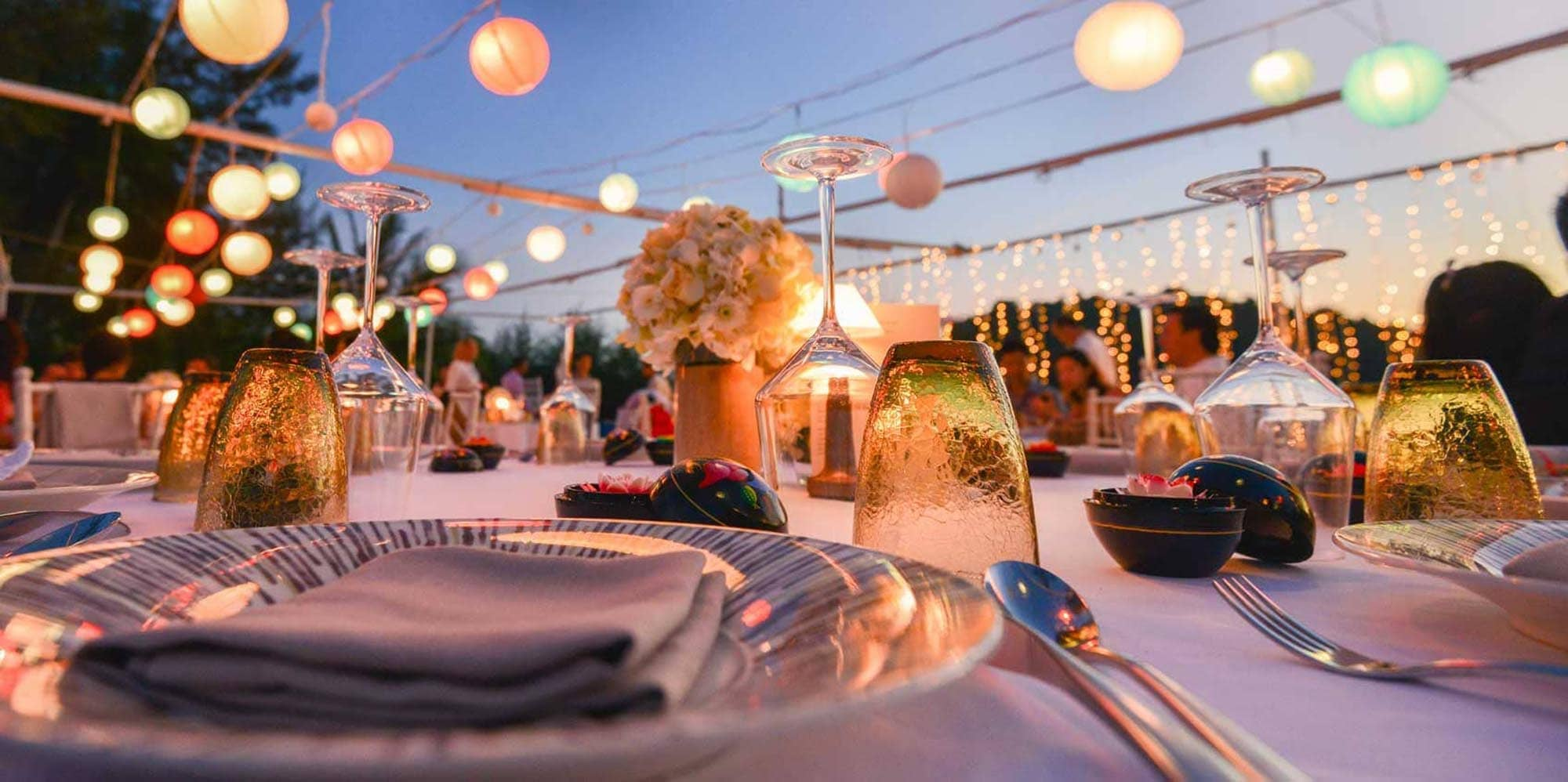 Events and wedding