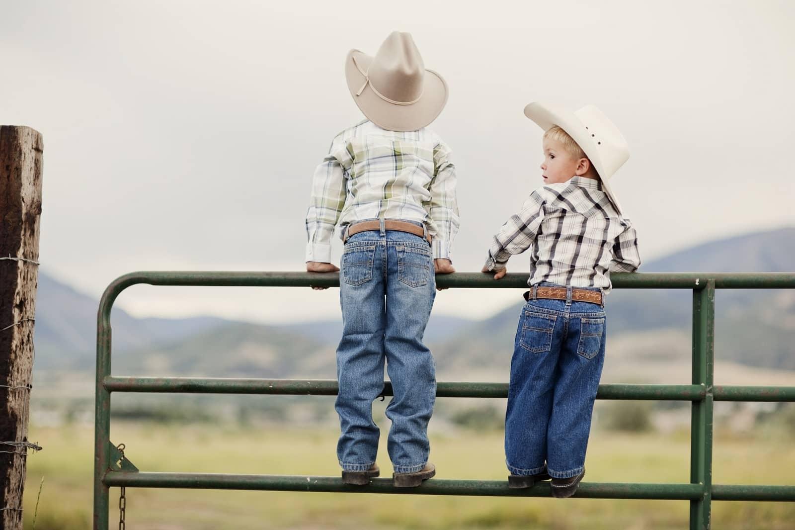 kid cowboys