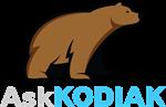 Ask Kodiak Logo
