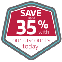 discounts badge