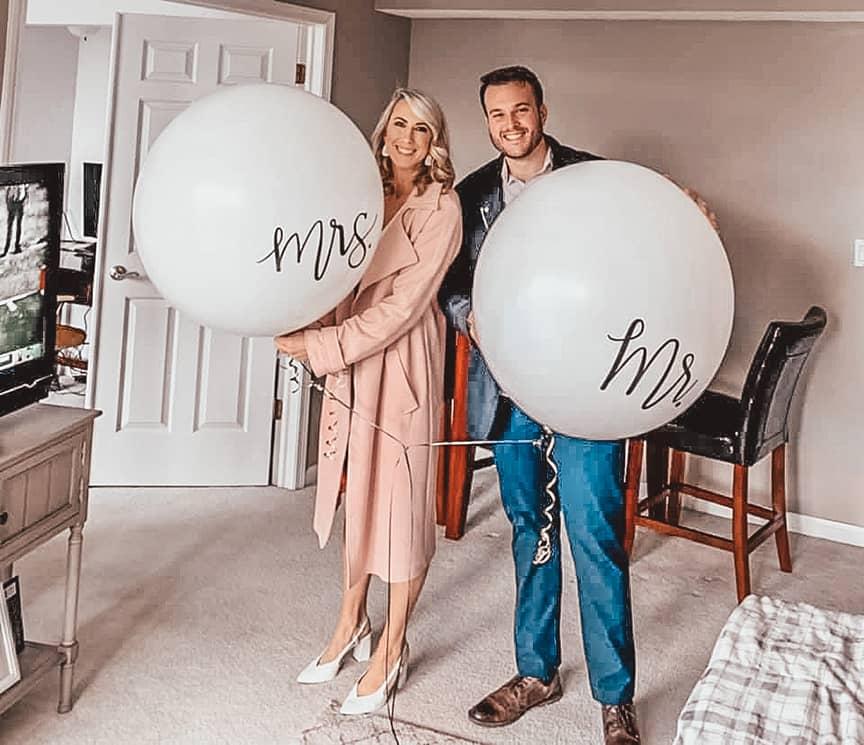Nikki and Karl wedding