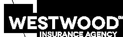Westwood logo white