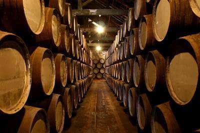 winery storage